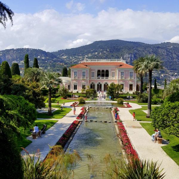 La Villa & Jardins Ephrussi de Rothschild