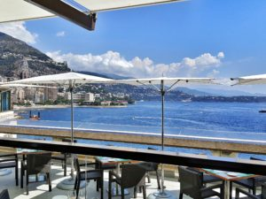 Breakfast - L'Horizon Deck & Champagne Bar