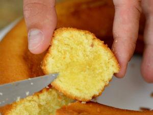 Cédez à la tentation avec mon cake au citron