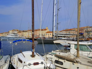 Welcome to Saint-Tropez