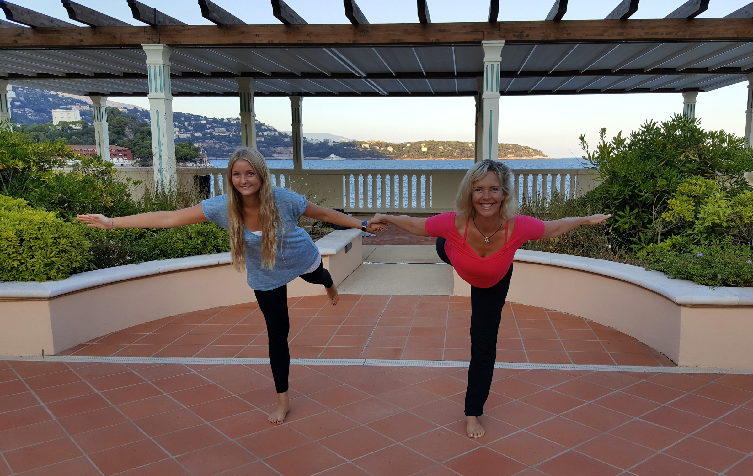 Yoga - with Anette Shine
