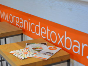 Organic Detox Bar Monaco
