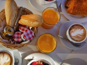 Breakfast - The Ariston