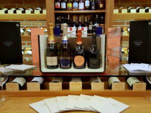Dionysos Wines Monaco & la maison Laurent-Perrier