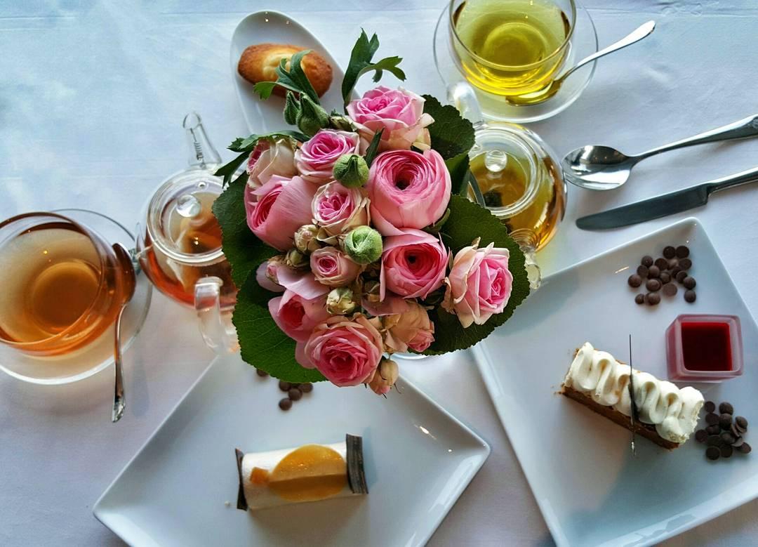 """MVoyagerblog est invitée pour le """"Tea time"""" au Fairmont Monte-Carlo"""